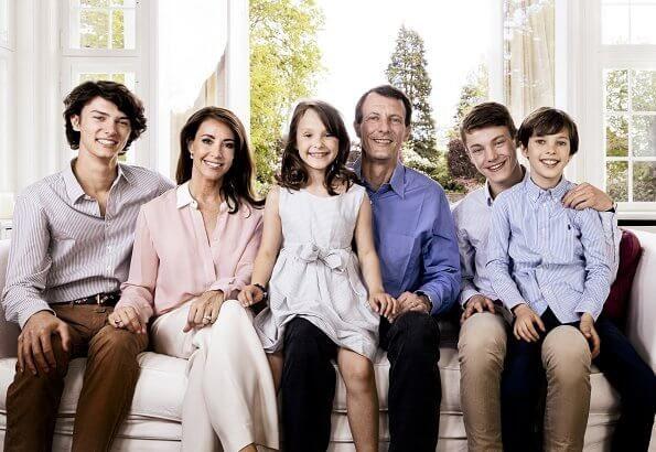 Znalezione obrazy dla zapytania: prince joachim family