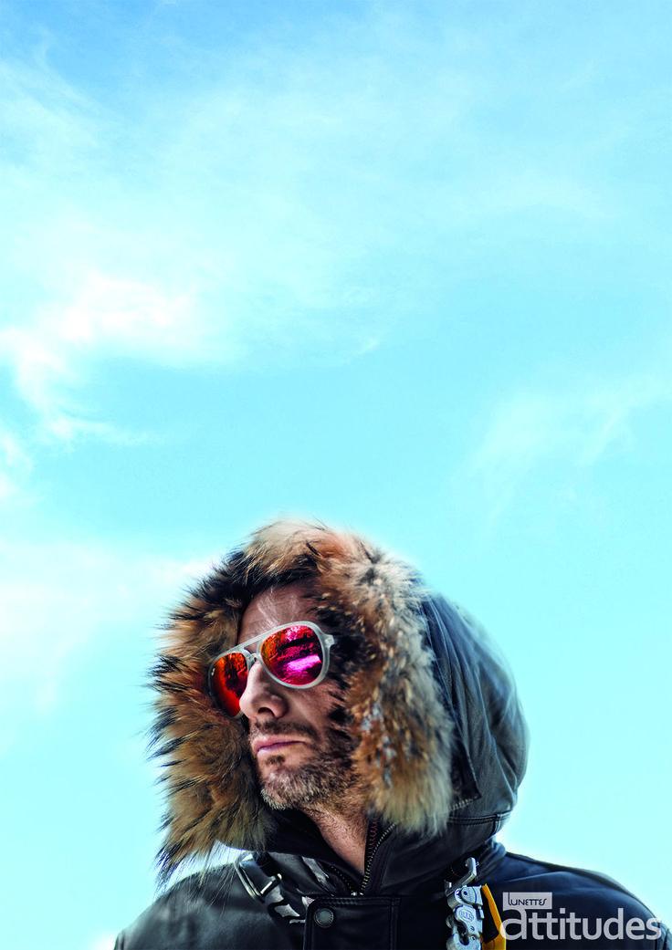 """""""Le conquérant"""" dans le magazine Lunettes Attitudes _AH 2013_ offert chez votre opticien Maurice Frères"""
