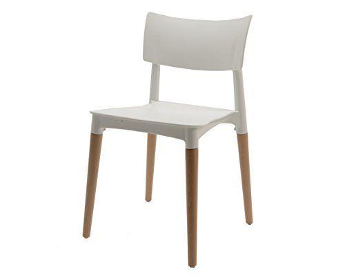 Trend Kaemingk Stuhl Kunststoff wei