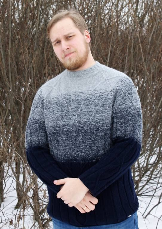 свитер 2