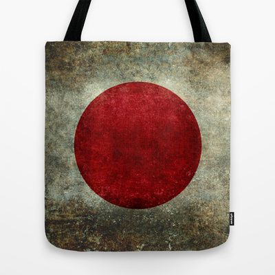 The national flag of Japan Tote Bag by LonestarDesigns2020 - Flags Designs + - $22.00