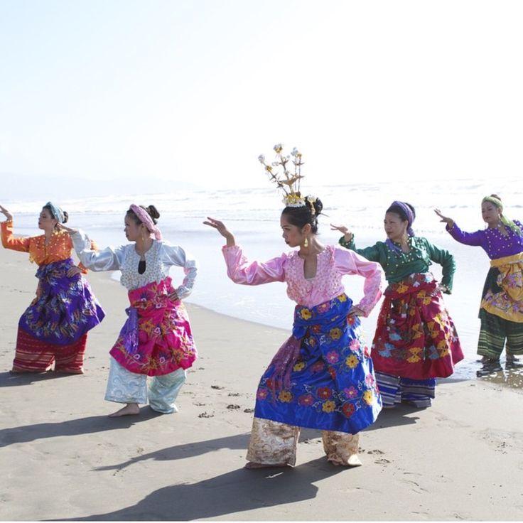 Gandrung Banyuwangi Dance, from East Java in 2020