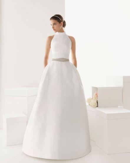 Свадебное платье куколка BAHIA 2013