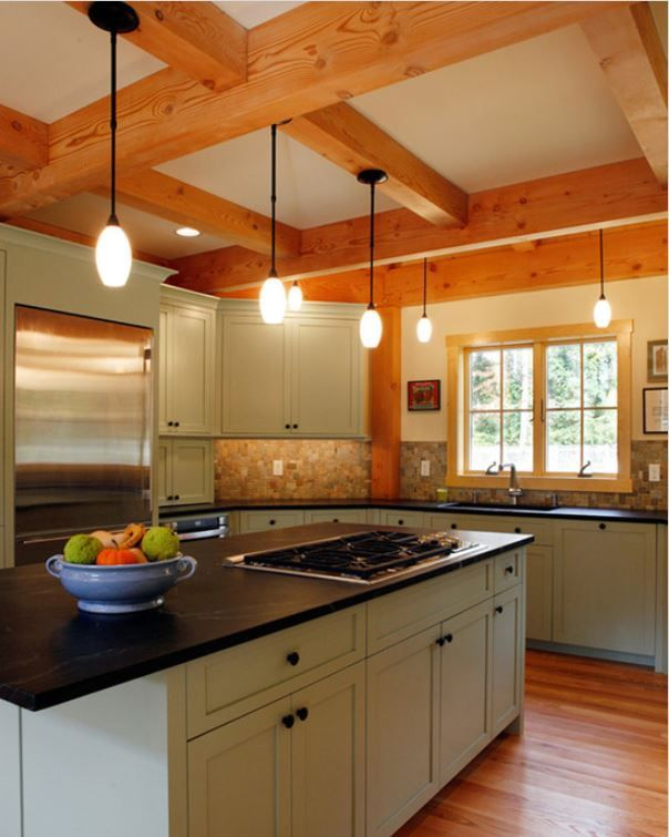 Kitchen Island Lighting Rustic: 23 Best Images About Pendant Lights Over Island On