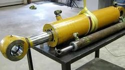 What Are Hydraulic Cylinders?  An actuation device that makes use of a pressurized hydraulic fluid is known as a hydraulic pump.  This mechanism is used for producing linear motion and force in applications that transfer power. In other words, a hydraulic cylinder converts the energy stored in the hydraulic fluid into a force used to move the cylinder in a linear direction.
