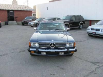 1987 mercedes benz 560sl rpm motors 1631 o st lincoln