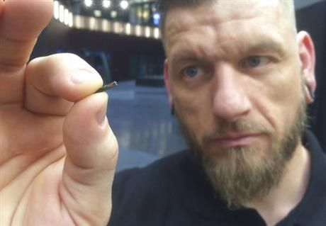 PROPHECY WATCH: Employees in Sweden line up to get microchip implants