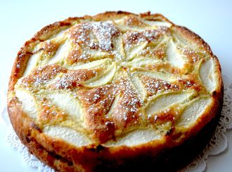 My favorite apple cake Norwegian Apple Cake