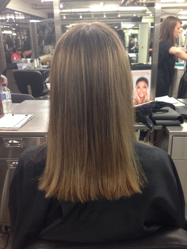Step By Step Guide On How To Cut A One Length Long Haircut And ...