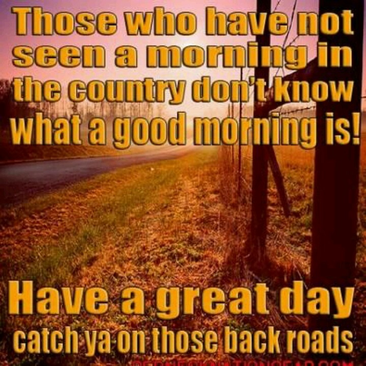 Good Morning Y All : Good morning y all country girls can survive pinterest