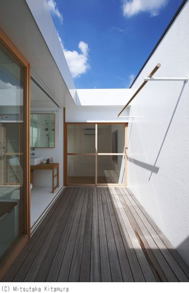 タトアーキテクツ / 島田陽建築設計事務所 - House in Futakoshinchi
