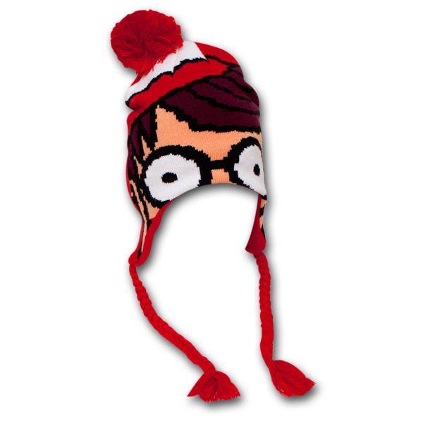 Where's Waldo Hat Laplander