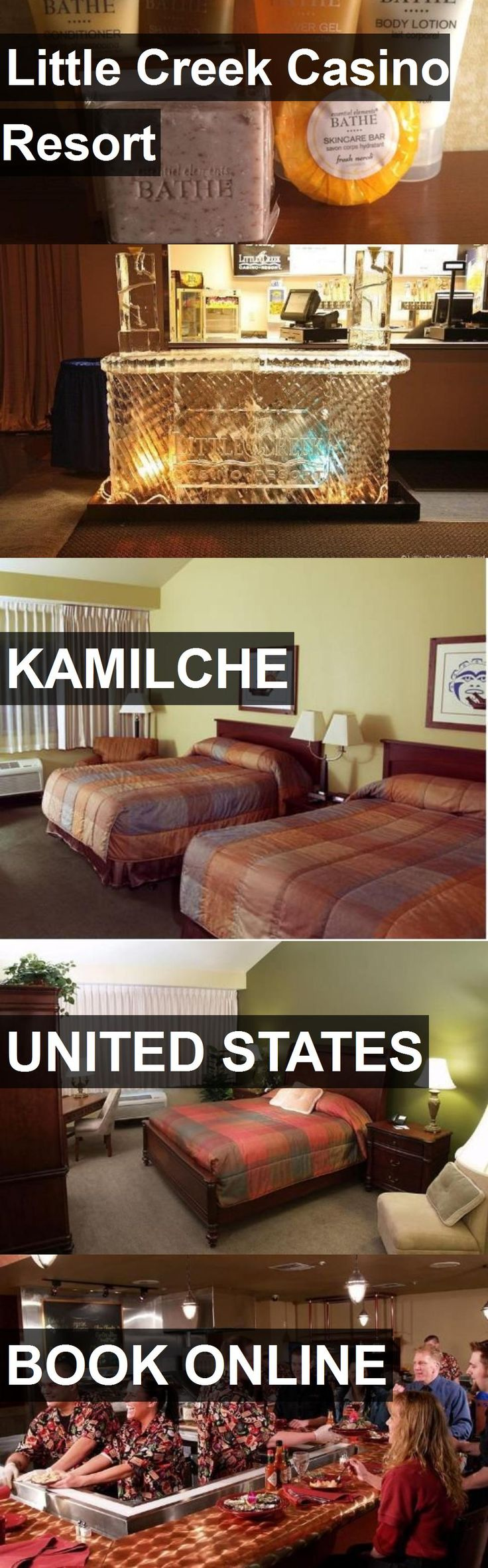 Hotel Little Creek Casino Resort in Kamilche, United States. For more information, photos, reviews and best prices please follow the link. #UnitedStates #Kamilche #travel #vacation #hotel