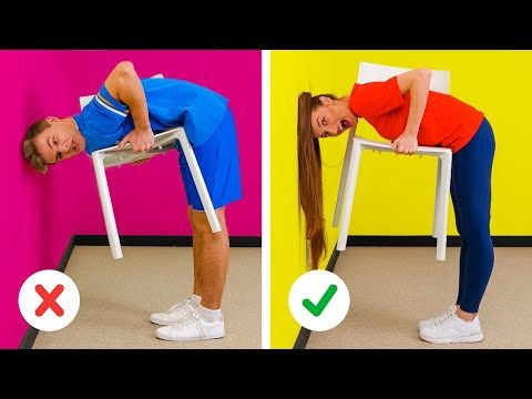 Impossible Tricks 98 Of People Fail Best Tik Tok Challenges Viral Chair Challenge Youtube Challenges Tok Tik Tok