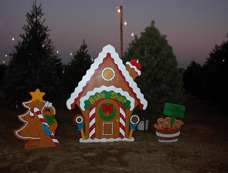 Full Size Gingerbread House - Google Search