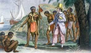 17 – Muchos de los miembros de la élite española solicitaron grupos de esclavos para trabajar como sirvientes en sus casas particulares. La mayoría de estos esclavos fueron enviados para trabajar en los campos de caña de azúcar.