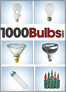 Picture of best light bulbs from 1000Bulbs.com catalog