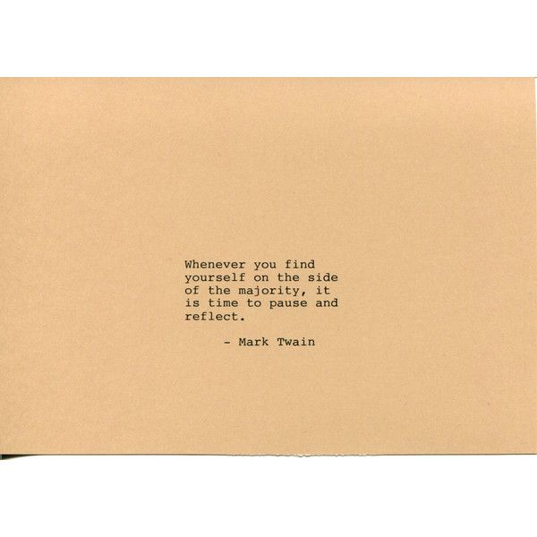 Mark Twain Quote Made On Typewriter Classic Book Quote Home Decor Wall 25 550 Cop Liked On Mark Twain Quotes Home Quotes And Sayings Book Quotes Classic