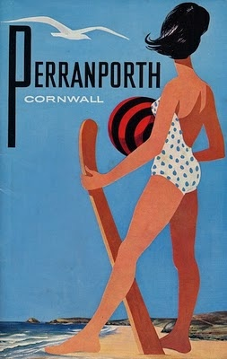 Perranporth, Cornwall.
