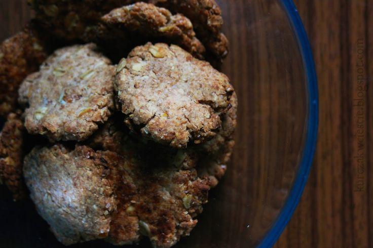 Zdrowe ciastka na kurczakwciescie.blogspot.com