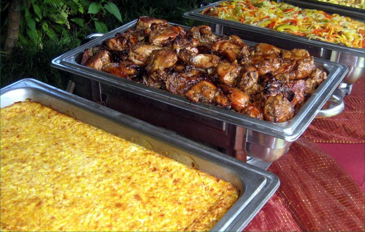 Caribbean Caterers: Catering Ideas & Food Design
