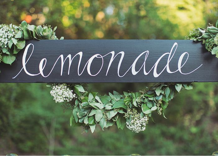 17 Best images about Lemonade Sign on Pinterest | Acrylics ...