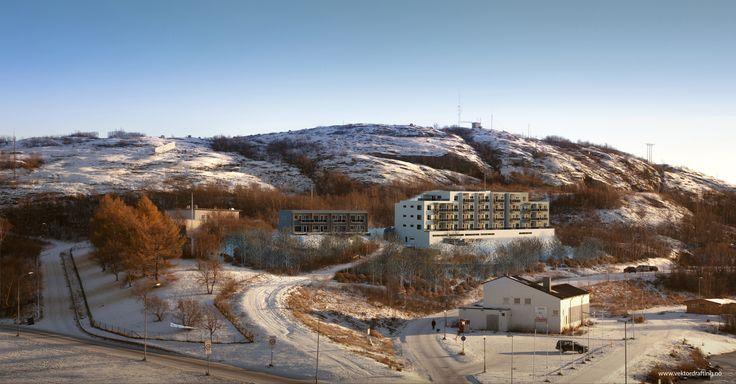 Direktørboligen for A/S Sydvaranger, Kristen Nygaards gate 37, 9900 Kirkenes, Norway