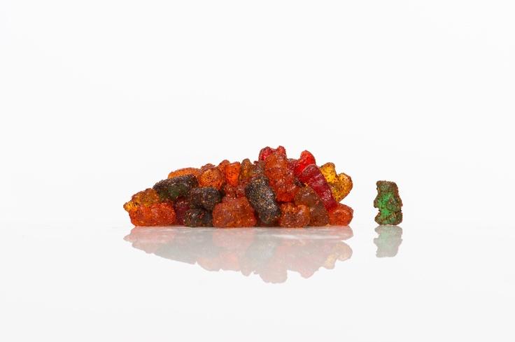 Gomitas enchiladas #gummy #gummybears #spicy