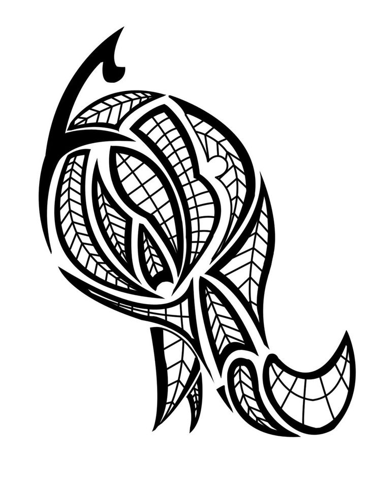 Maori Tribal Tattoo Design: Real Photo Pictures Images and Sketches ...