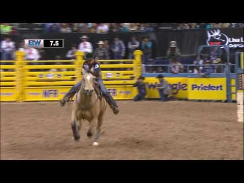 The Queen of Consistency: Team Lockhart's 2016 NFR Experience