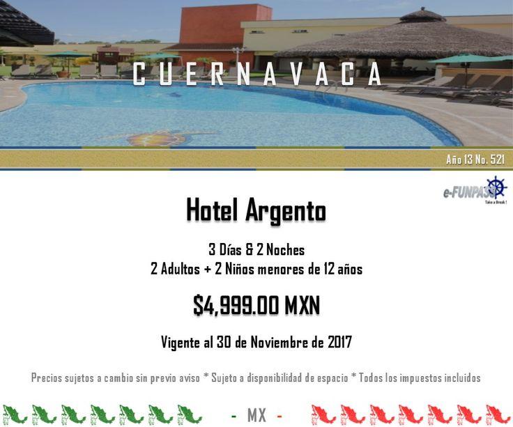 e-FUNPASS Año 13 No. 521 :) Cuernavaca