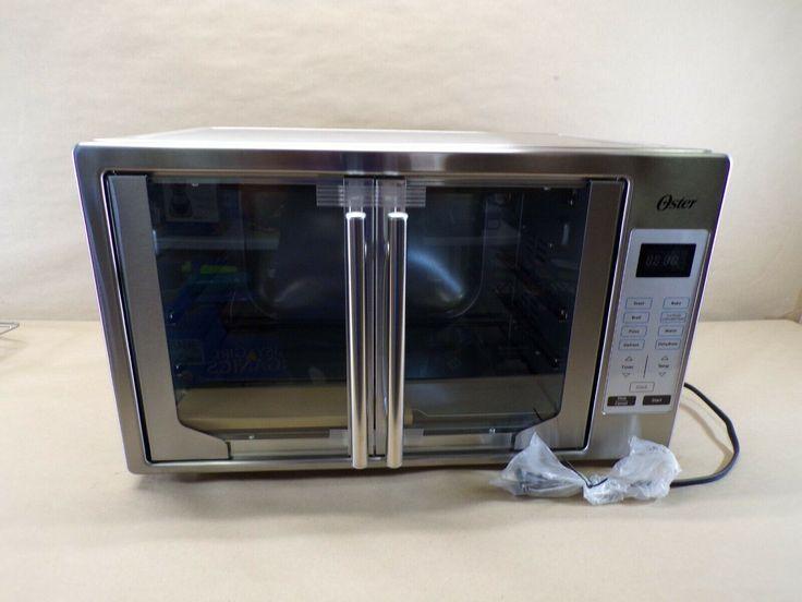 Oster Digital French Door Oven Stainless Steel Tssttvfddg
