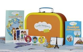 Little Passports - A Global Online Adventure for Children and Kids (educational games, activities, learning, toys)