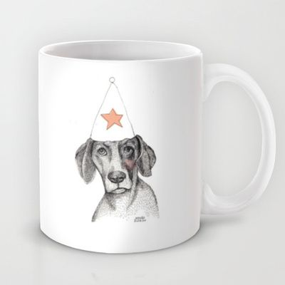 Birthday dog Mug