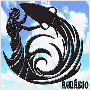 Aquário - Quadrinhos confeccionados em Azulejo no tamanho 15x15 cm.Tem um ganchinho no verso para fixar na parede. Inspirados nos signos do Zodíaco. Para entrar em contato conosco, acesse: www.babadocerto.com.br