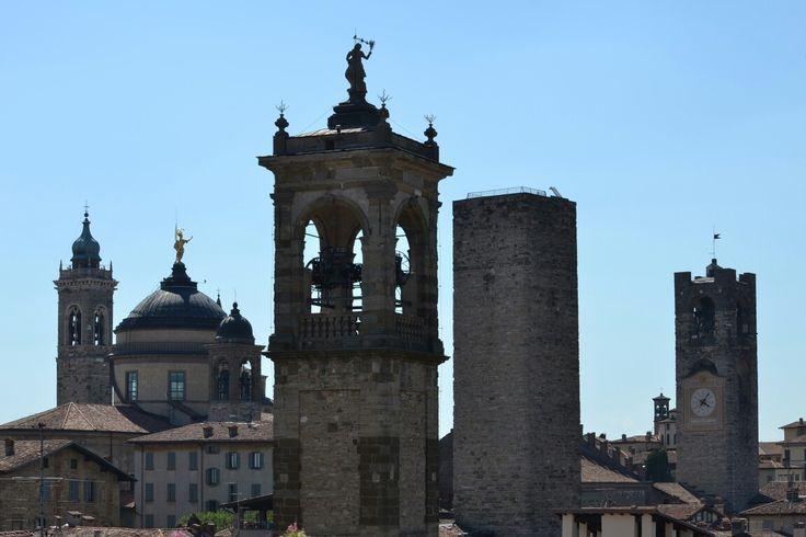 Città alta Bergamo