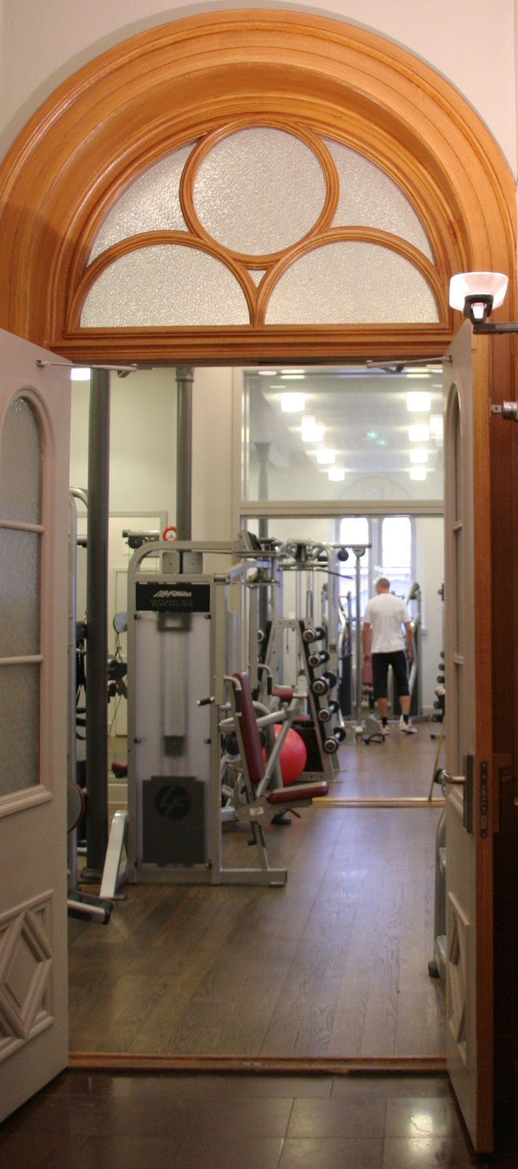 Hagabadet gym....I want this in my house!