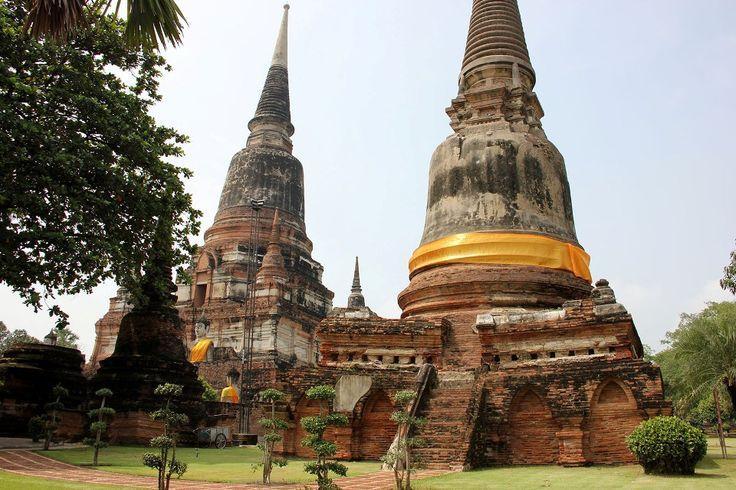 Ayuttahya,+l'antica+capitale+della+Tailandia