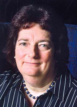 Lindsay Davis - historical novelist - 1949