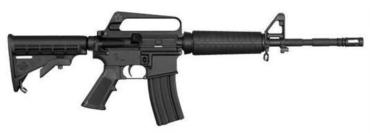 "Bushmaster M4A1 16"" A1 Carbine W/Phantom Flash HiderLoading that magazine is a pain! Get your Magazine speedloader today! http://www.amazon.com/shops/raeind"