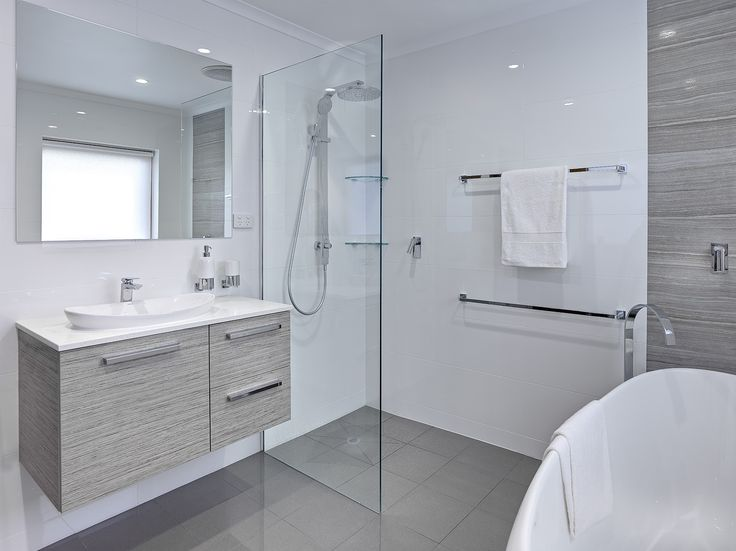 Photo Album Website This new layout provides a successful example of effective space planning and the touches of luxury Bathroom RenovationsBathroomsTv