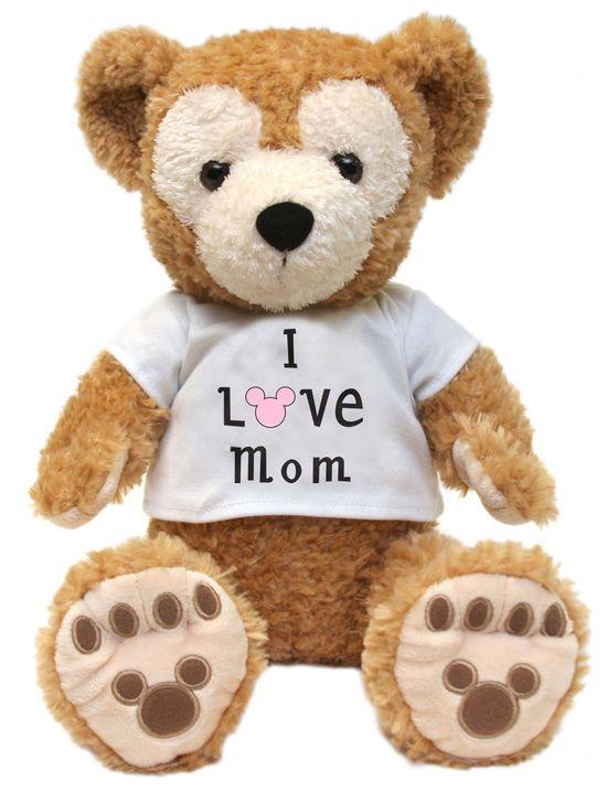 Duffy the Disney Bear celebrates Moms