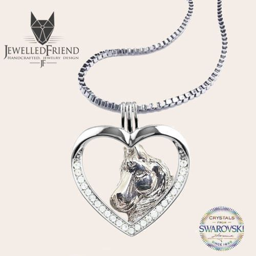 Excited to share the latest addition to my #etsy shop: Horse jewelry necklace pendant with swarovski crystal-sterling silver-Custom Horse Necklace - Horse Memorial Gift - Horse Mom Gift-Horse art http://etsy.me/2nKbXvz #jewelry #necklace #birthday #christmas #handmaded