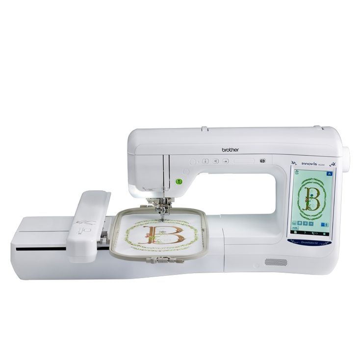 The DreamMaker XE VE2200 is the most exclusive, feature packed embroidery-only machine ever made by Brother. With its industry first features, the VE2200 is the ultimate dream machine for embroidery lovers. The V-Sonic Pen will help you automatically place your embroidery pattern and the droplight embroidery positioning marker will show you the needle drop position with pinpoint accuracy – obtaining perfect embroidery results. Even better, the VE2200 has a large embroidery area (300x180mm)…