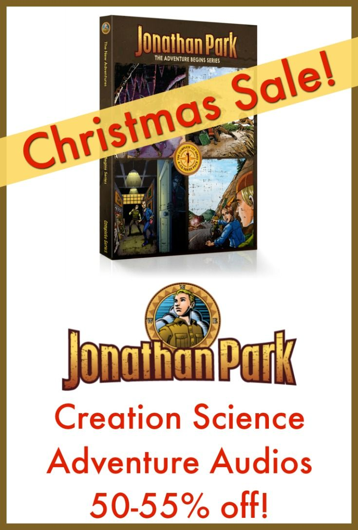 75 best teaching science images on pinterest teaching science huge sale at jonathan park just in time for christmas these creation science audio fandeluxe Gallery
