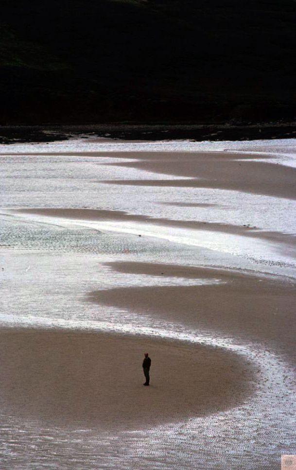The beach at Waulk Mill, Orkney. #Scotland #travel #explore