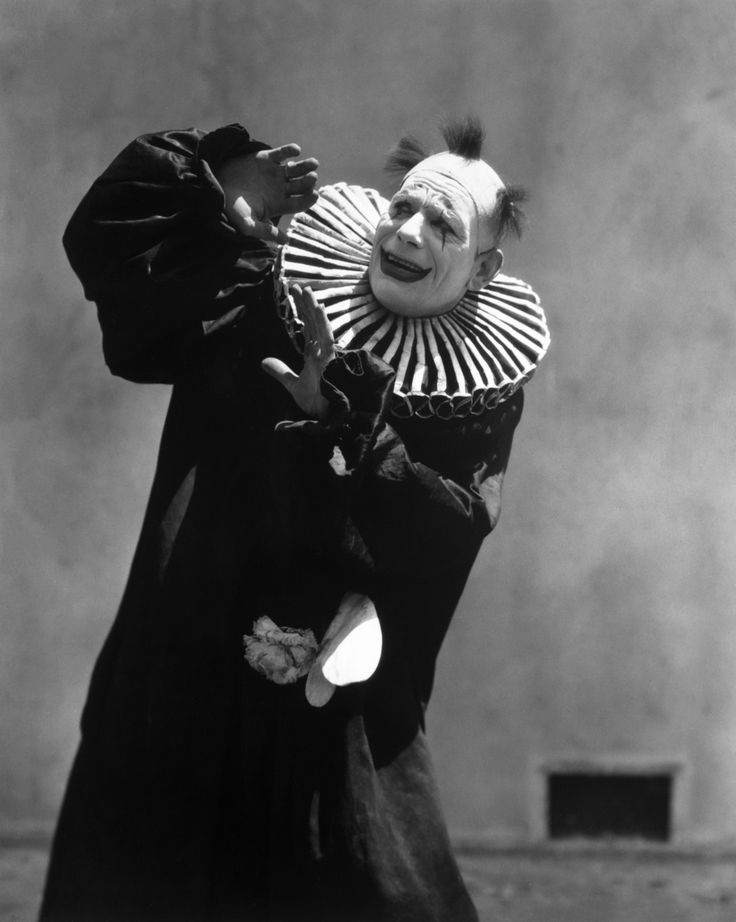 Lon Chaney, He Who Gets Slapped.  ♥ ♥ ♥