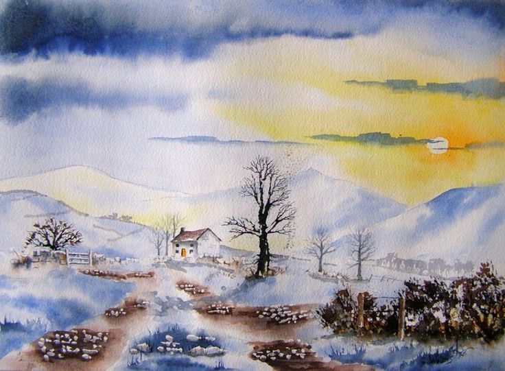 Secluded Winter