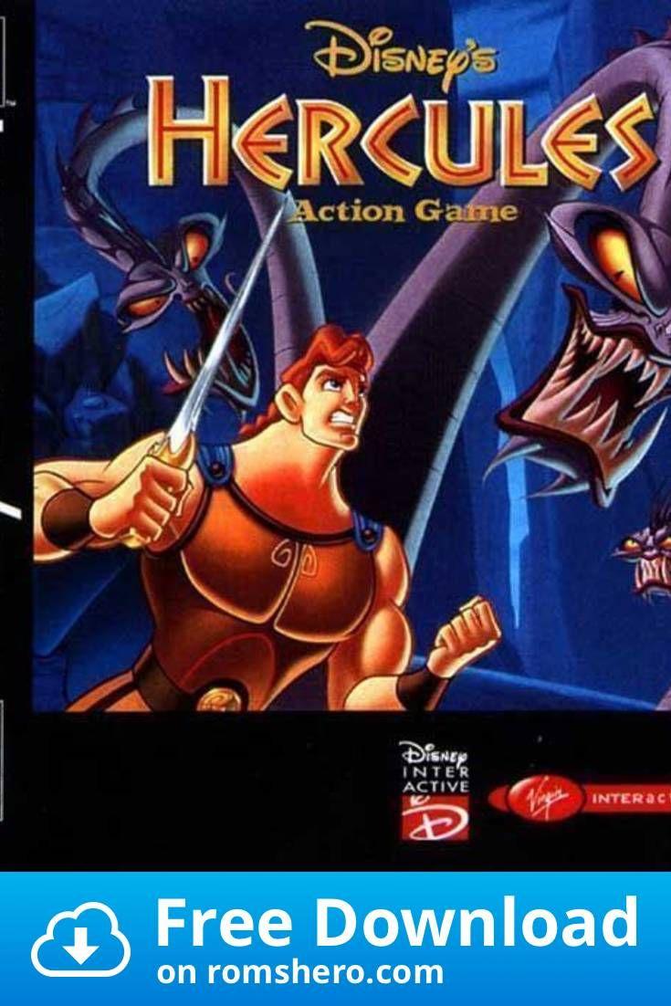 Download Disney S Hercules Slus 00529 Playstation Psx Ps1