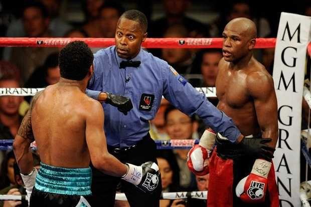 Pimpin Duel Pacquiao vs Mayweather Jr., Wasit Ini Ketiban Rejeki http://sin.do/elJD